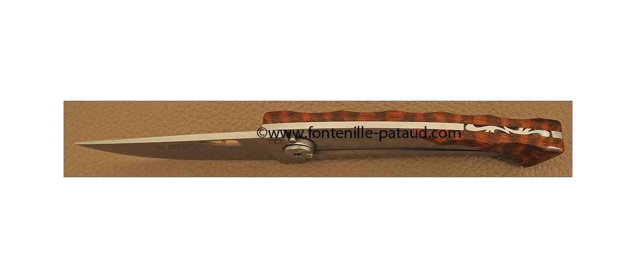 Le Thiers Knife Bamboo Range Amourette