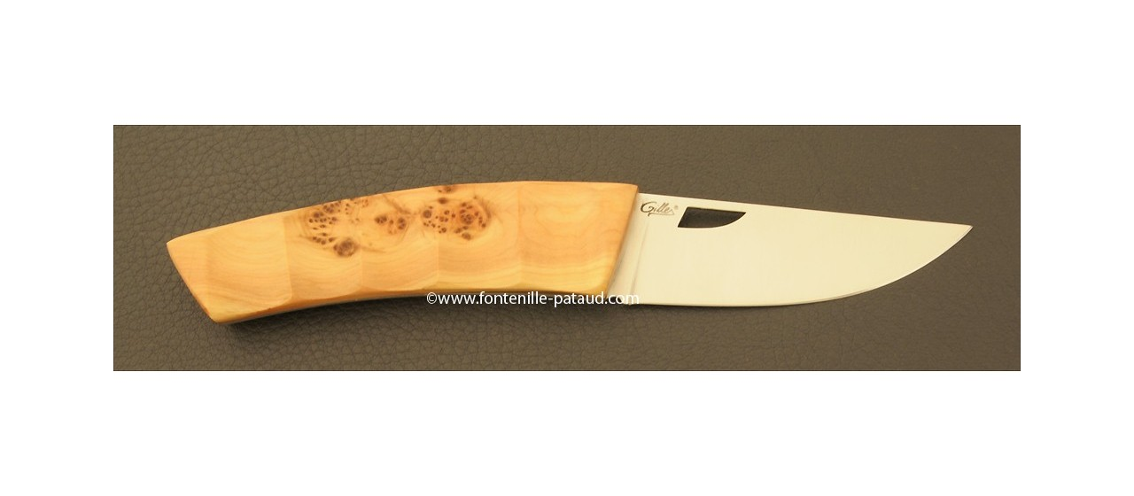 Le Thiers Knife Bamboo Range Juniper
