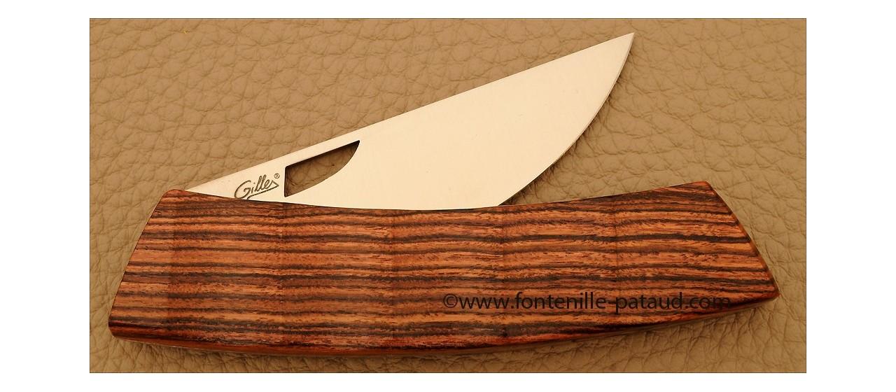Le Thiers Knife Bamboo Range Purplewood