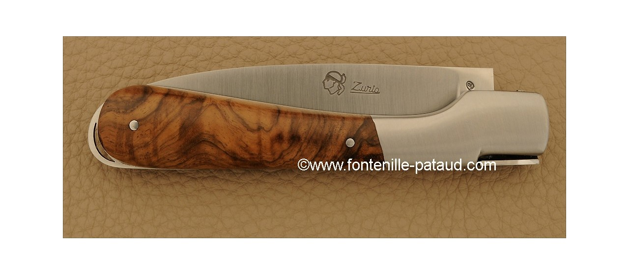 Corsican Sperone knife Classic Range Walnut