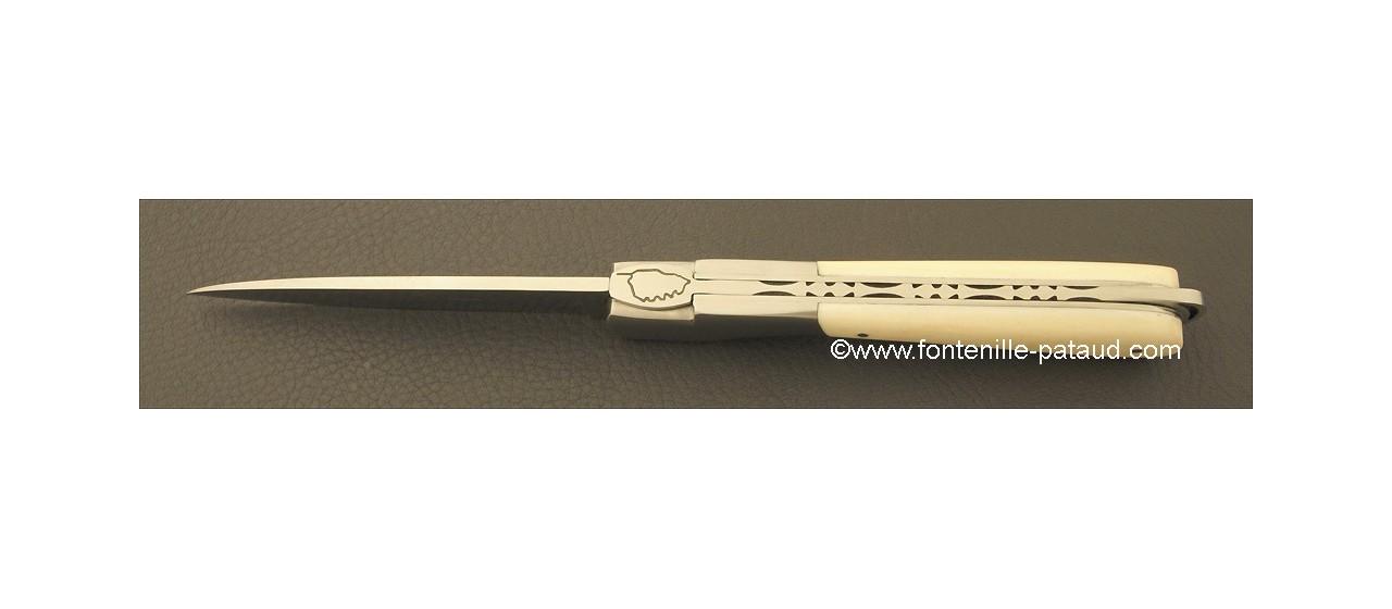 Corsican Sperone knife Classic Range Real bone