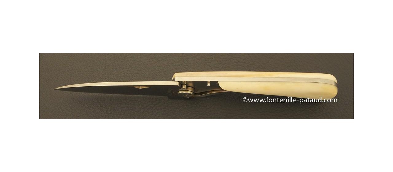 Corsican U Cumpa knife Classic range Real bone