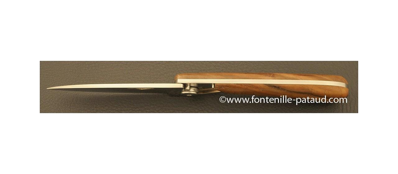 Corsican U Cumpa knife Classic range Walnut