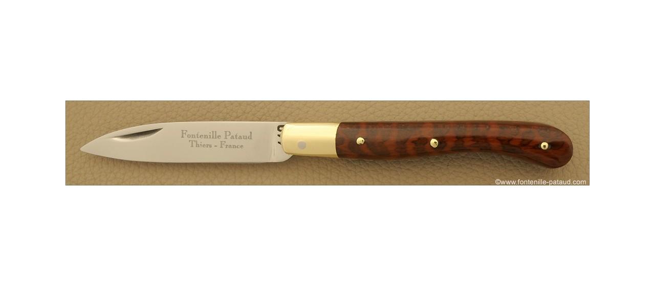 Aurillac 9cm sheperd's knife, amourette