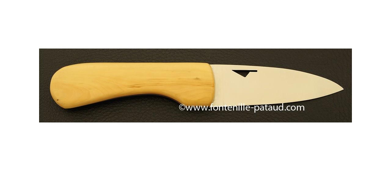 Couteau U Cumpa Corse Classique Buis