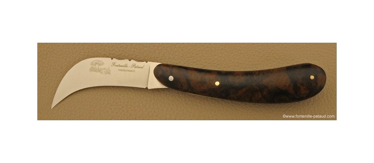 Mushroom knife Walnut