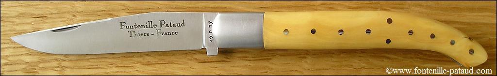 Basque knife Boxwood