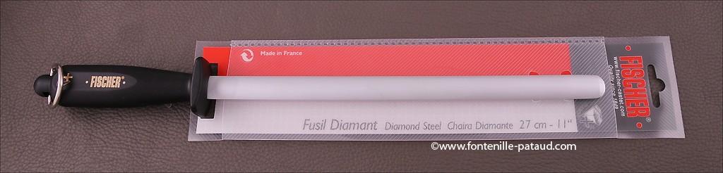 Fusil oval 27 cm Diamant +