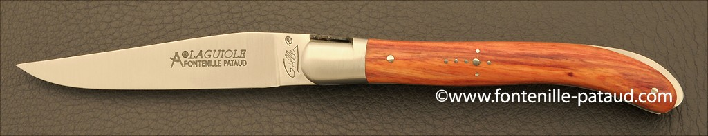 Couteau Laguiole XS Classique Bois de rose