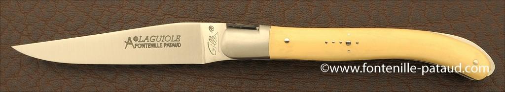 Couteau Laguiole XS Classique Buis