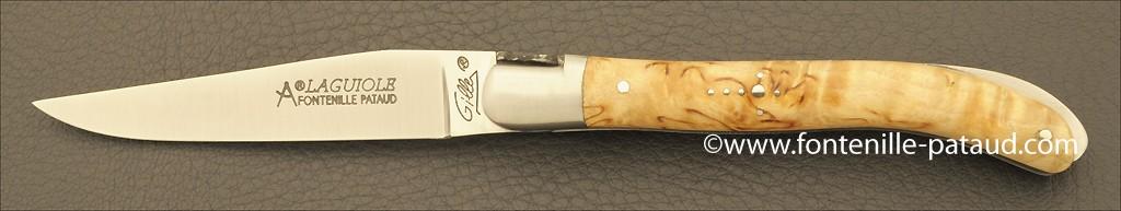 Couteau Laguiole XS Classique Bouleau