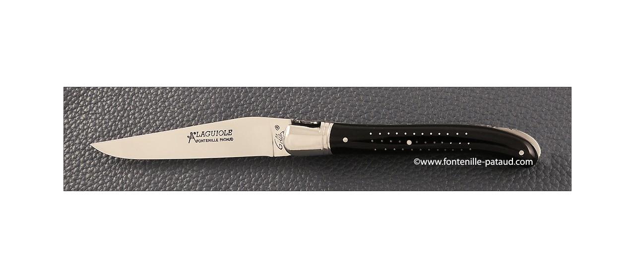 Véritable couteau Laguiole de fabrication artisanale