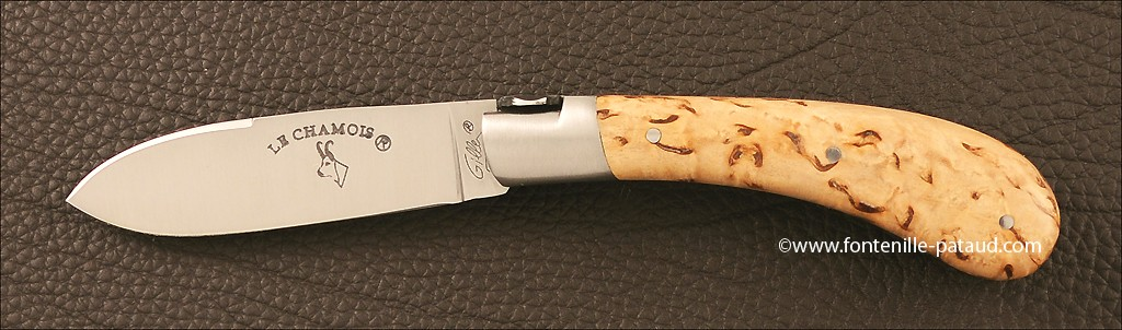 Le Chamois® 10 cm Classic Range Curly Birch