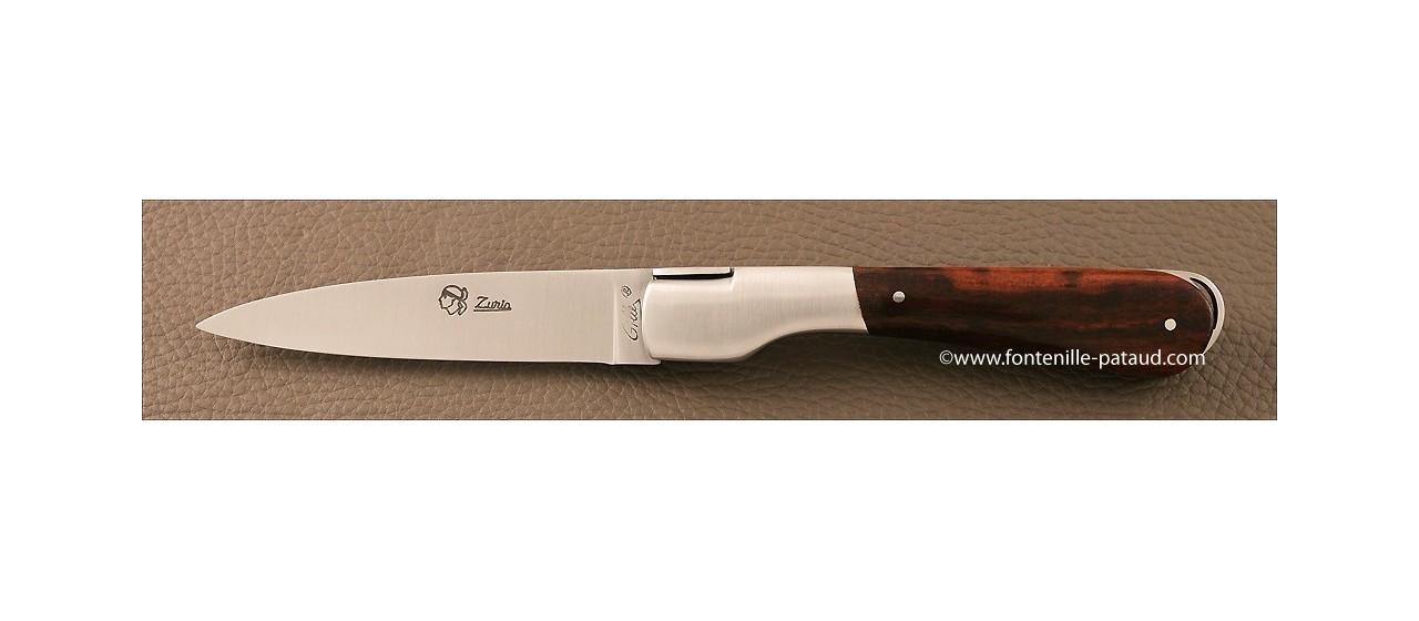 Couteau Sperone Corse Classique Bois de fer