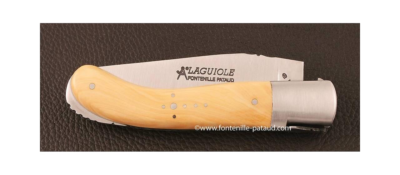 Couteau Laguiole Sport Buis