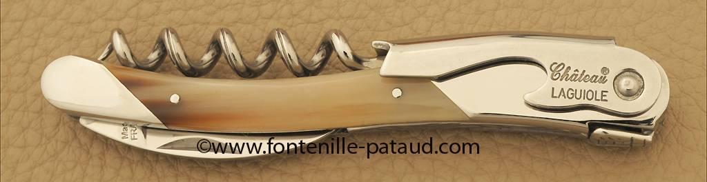 Sommelier Château® Laguiole Grand cru Pointe de corne