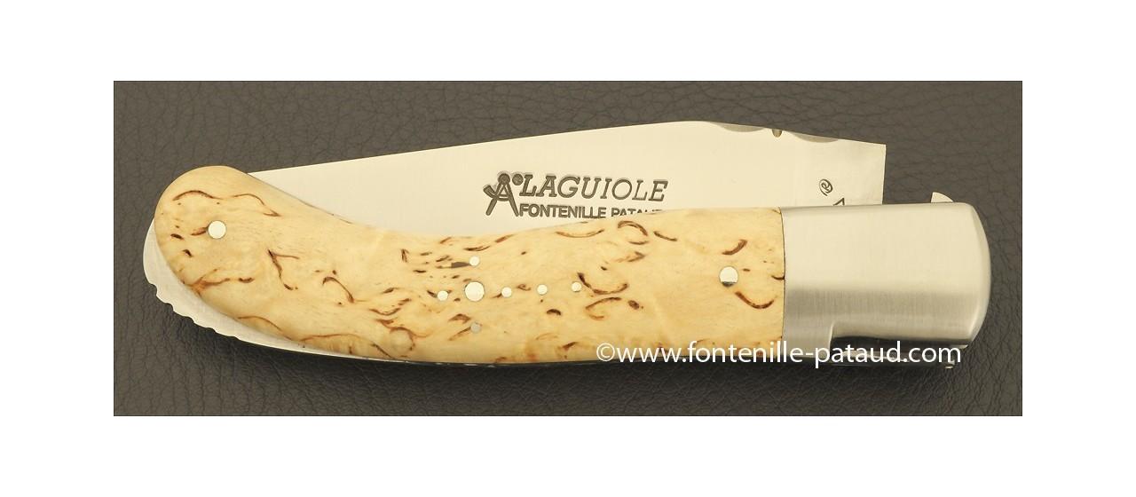 Couteau Laguiole Sport en bouleau