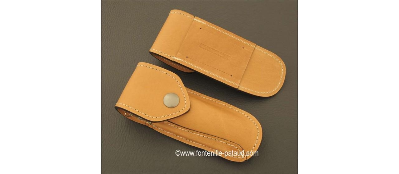 Etui de ceinture en cuir pour Laguiole Sport