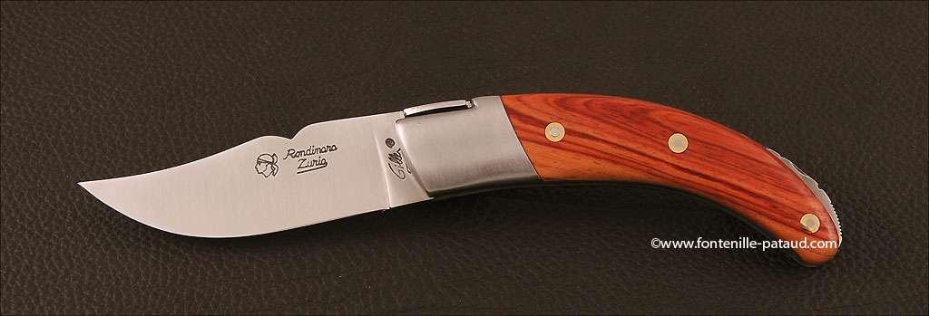 Couteau Corse le Rondinara Classique Bois de rose