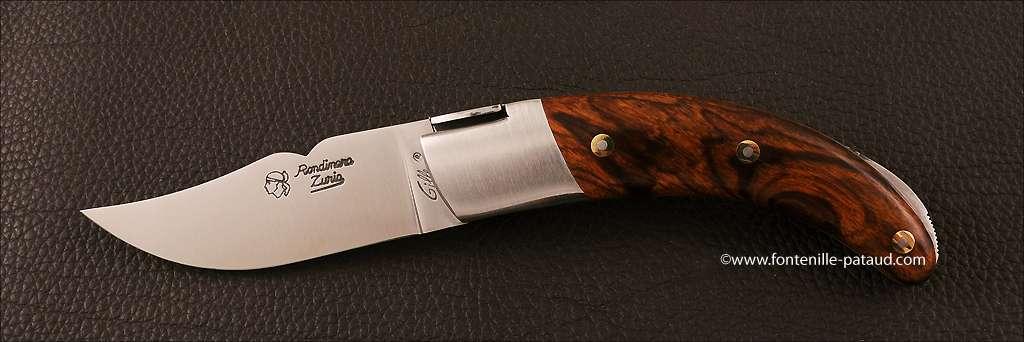 Corsican Rondinara knife classic range ironwood