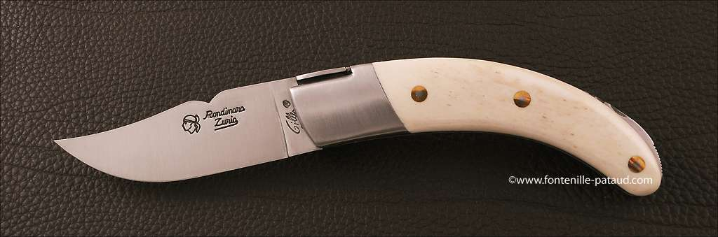 Corsican Rondinara knife classic range real bone
