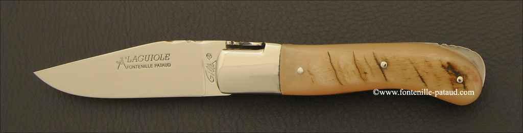Couteau Laguiole Gentleman Classique Bélier