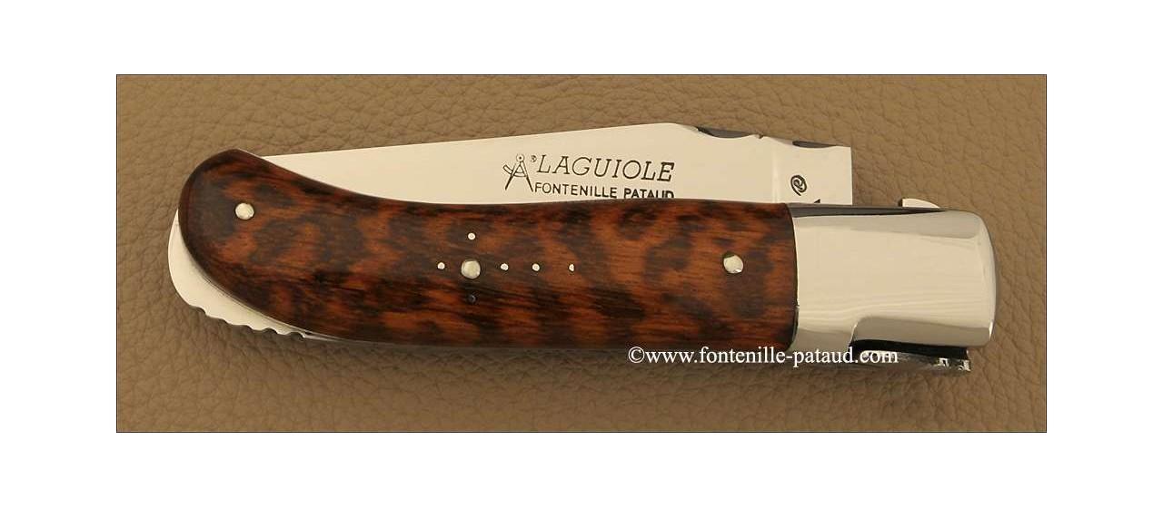 Couteau Laguiole Gentleman Classique Amourette
