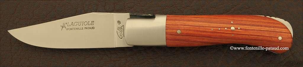 Laguiole Knife Gentleman Classic Range Rosewood