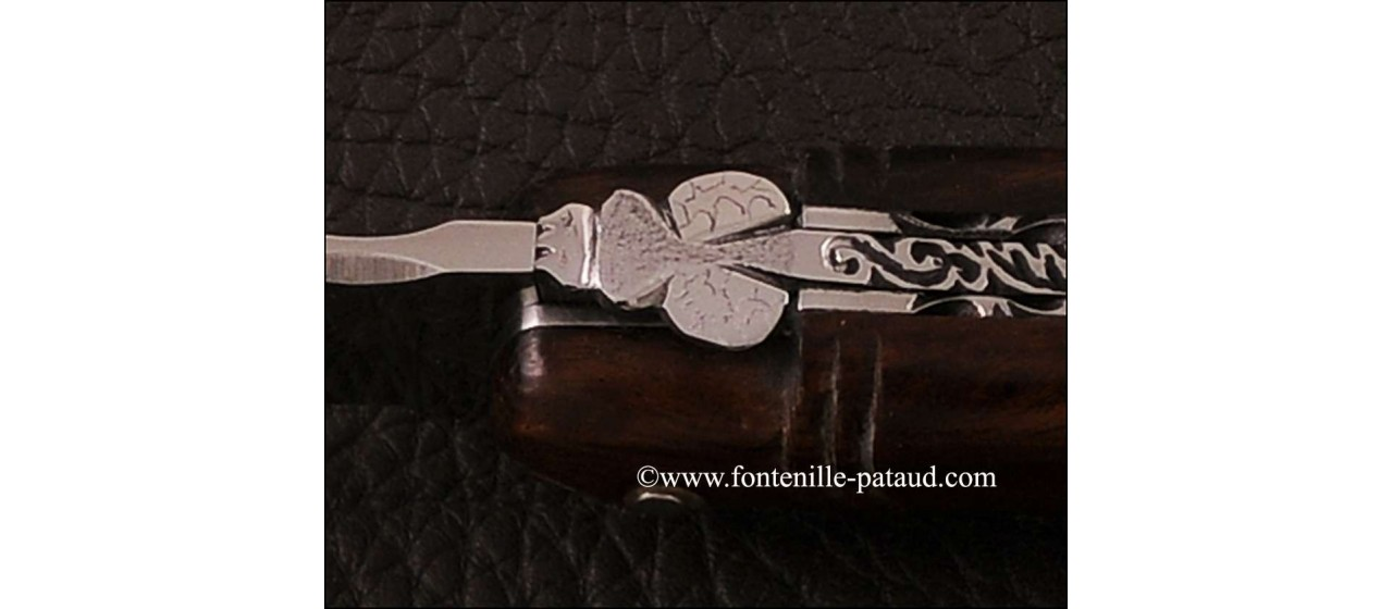 Full handle handcrafted laguiole knife
