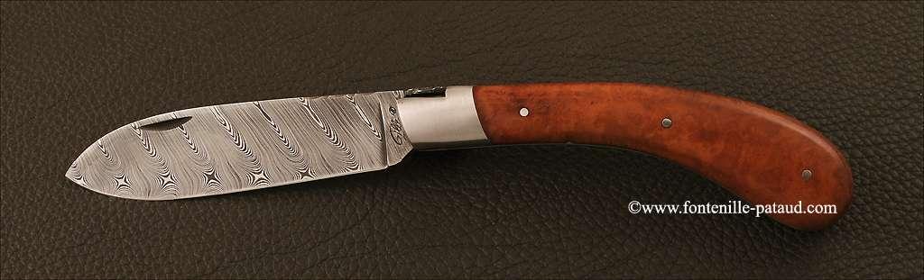 Le Chamois® 12 cm Damas Bruyère