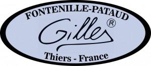 Logo coutellerie artisanale Fontenille-pataud, couteaux fabriqués en France