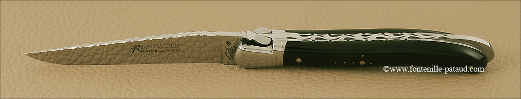 Laguiole nature by Fontenille-Pataud, folding knife