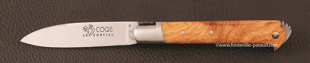 Couteau Le 5 Coqs tradition coutelière à la française