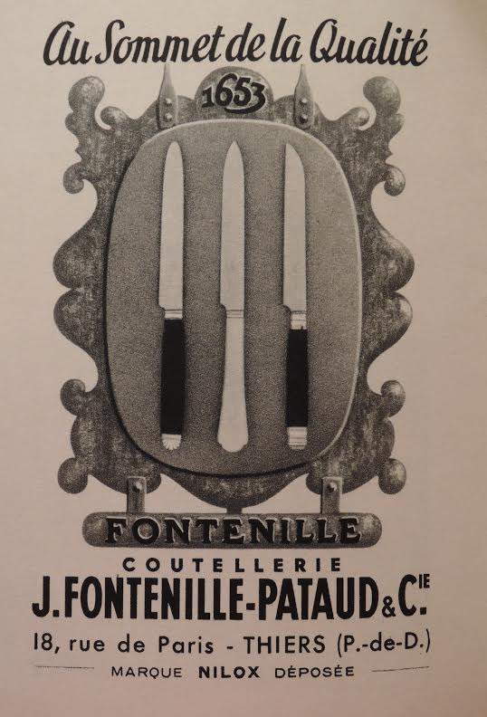 knives made in france
