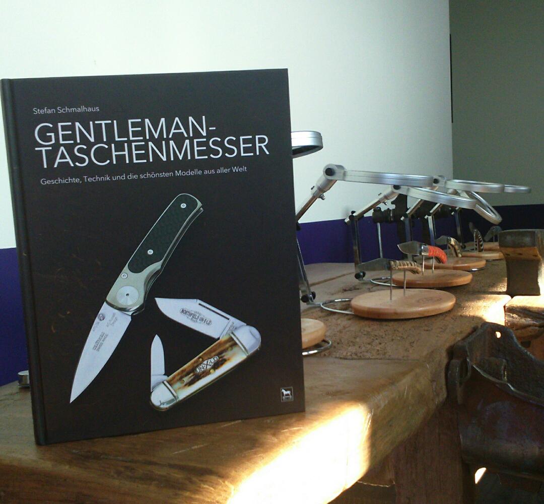 Gentleman Taschenmesser par Stefan Schmalhaus