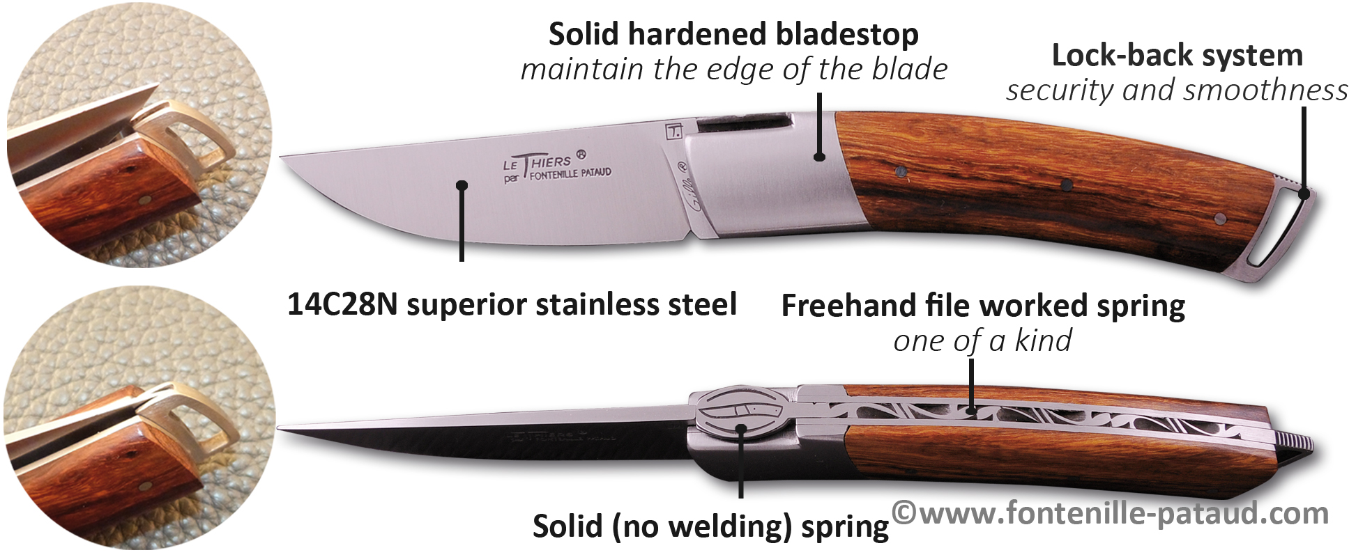 Thiers knife