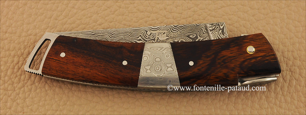 Le Thiers knife handmade in France