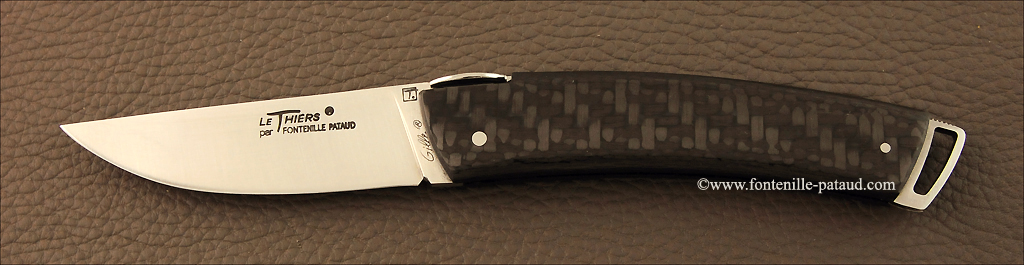 ultra-light carbon fiber knife