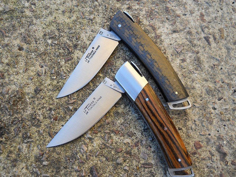 Le Thiers knife