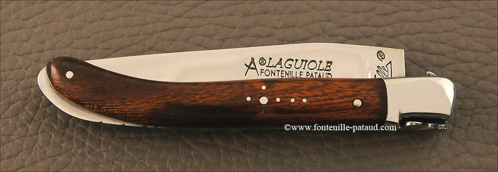 laguiole XS knife handmade in France