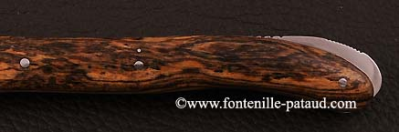 Couteau Laguiole Bocote made in france