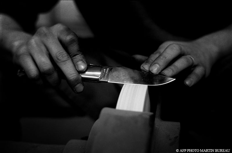 Fontenille Pataud knives : Proudly made in France