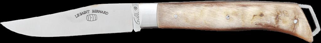 Couteau alpin Saint-Bernard