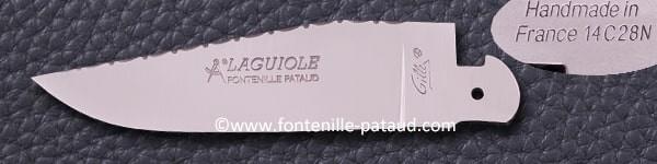 Acier 12C27 Inoxydable Guilloché