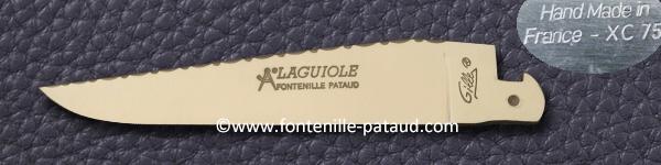 Acier Carbone XC75 Guilloché