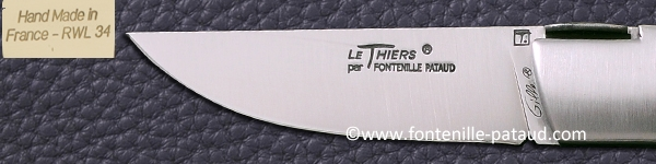 Special RWL34 Steel, Hardness 60 Hrc
